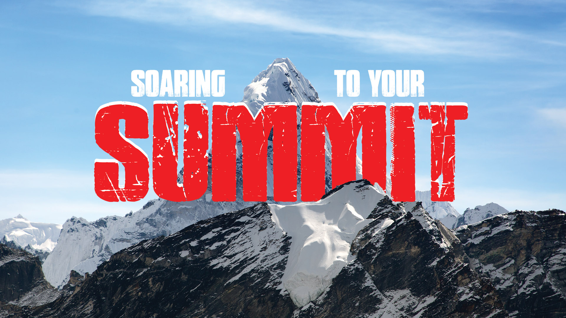 Soaring To Your Summit