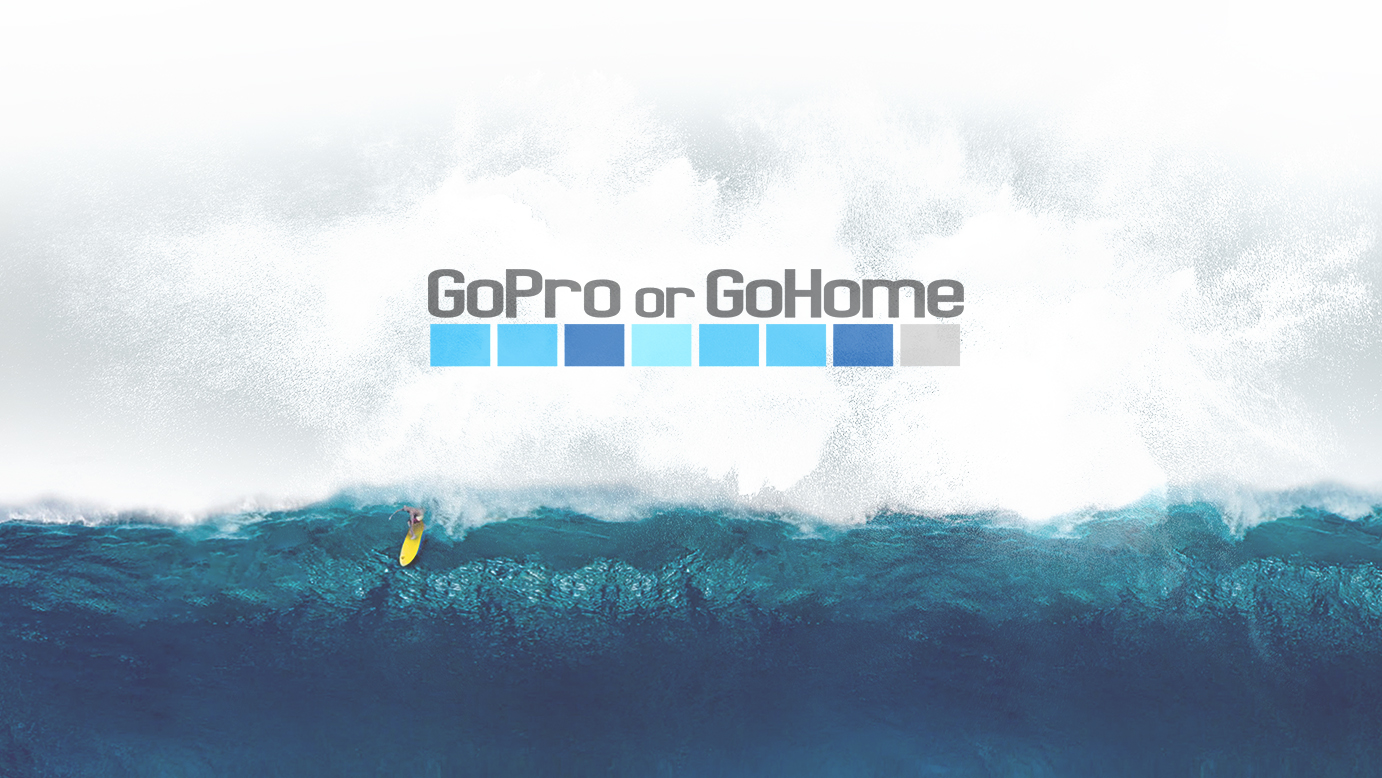 Go Pro or Go Home